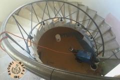 aluminum-ultra-modern-staicase-railing-curved-staircase-akouri-metal-miami-florida